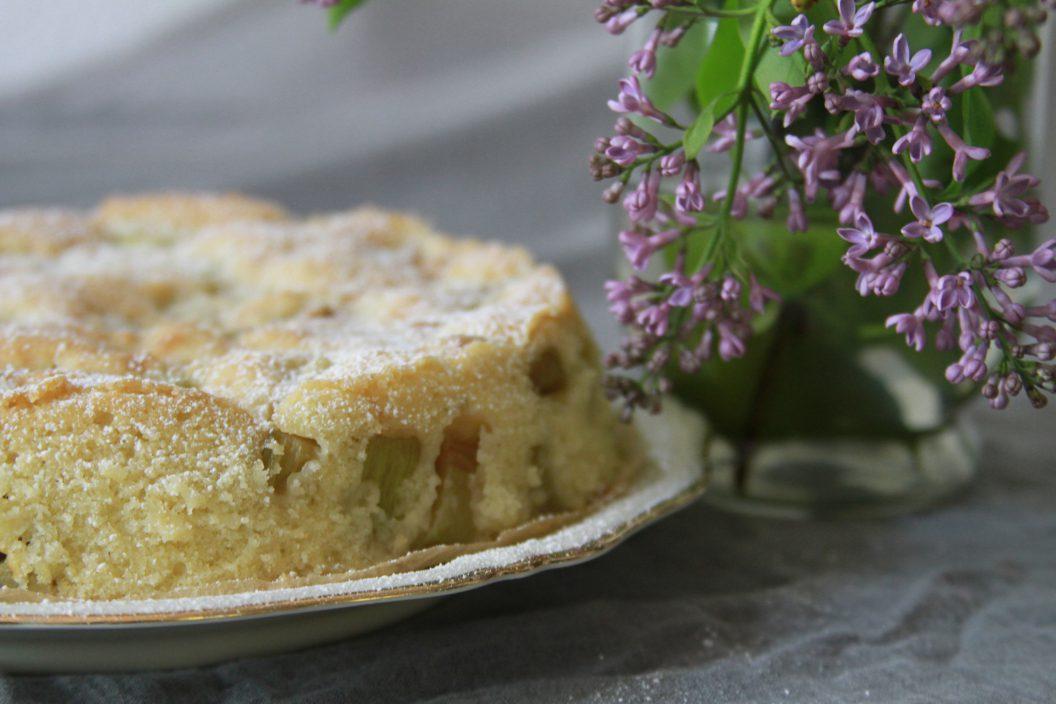 Rezept Rhabarberkuchen