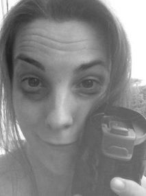 Mombie-Selfie