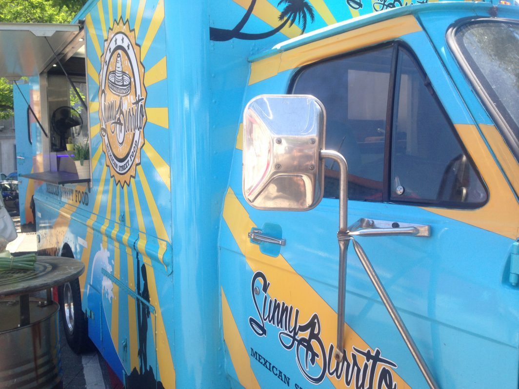 Food Truck Sunny Burrito