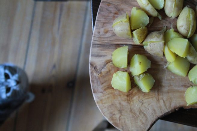 Frühkartoffel Salat Rezept