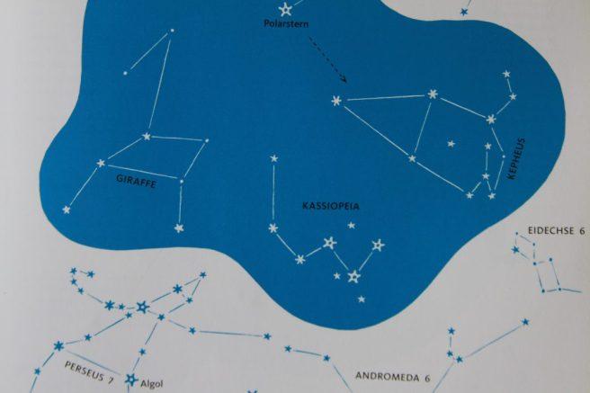 Sternbilderbuch Zwilling, Stier und Großer Bär