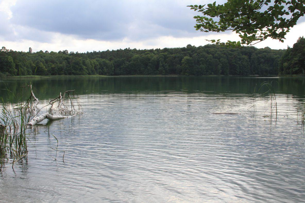 NaturCamping am Ellbogensee, Großer Boberowsee