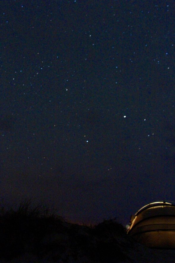 Campingurlaub Sternenhimmel Robens Vista 600