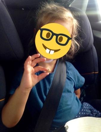 Schneckenforscher, lange Autofahrt mit Kind