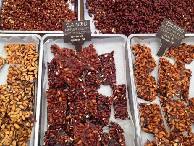 Mallorca Sineu Wochenmarkt Tambó