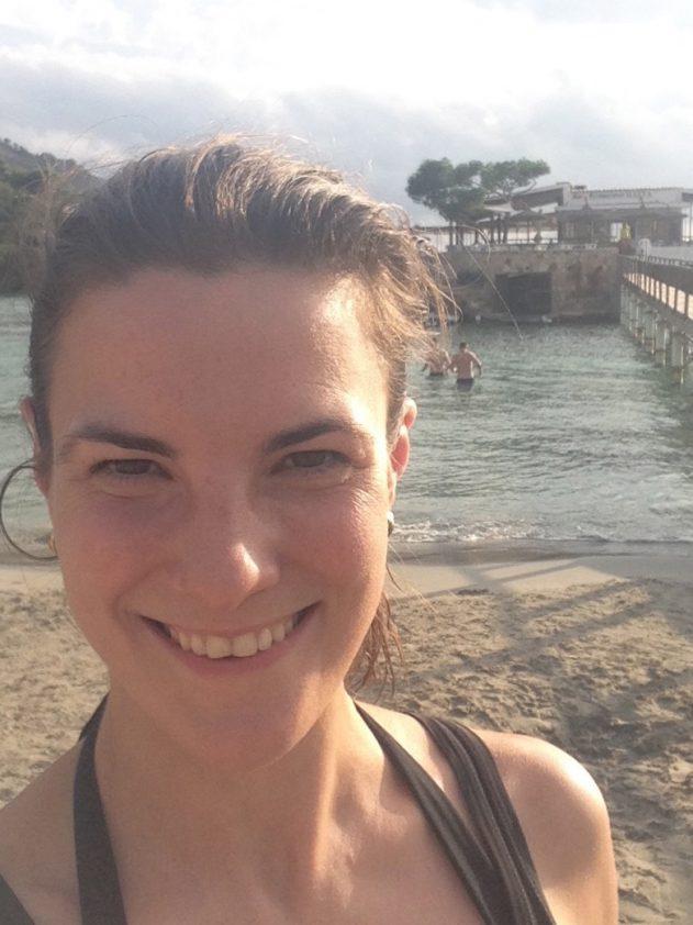 Selfie Camp de Mar